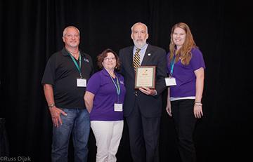 Hub Labels Wins Wellness Award
