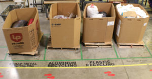 Hub Labels Recycles