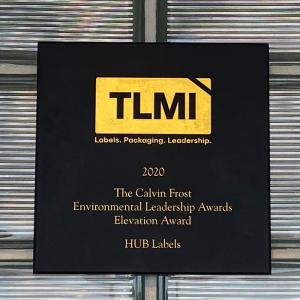2020 TLMI Calvin Frost Sustainable Label Award