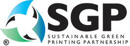 SGP Sustainable Printing Partner