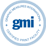 Graphic Measures International Certified Print Facility