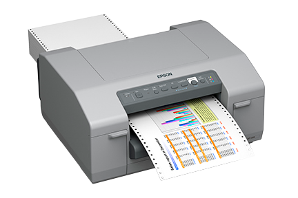 Epson C831 label printer